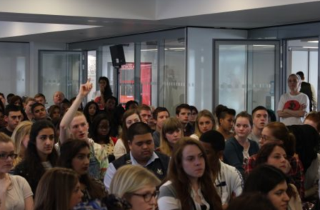 News UK future of journalism conference: 'Above the law? Many of us have been arrested'