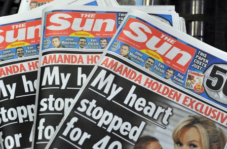 Sun on Sunday follows Trinity Mirror with 10p cover price rise