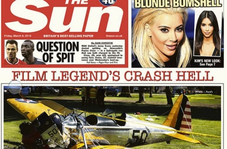 Sun sales are unharmed by first month without topless photos on page three