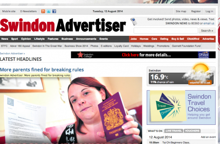 Swindon Advertiser deputy Pauline Leighton takes group role as four editor jobs become two