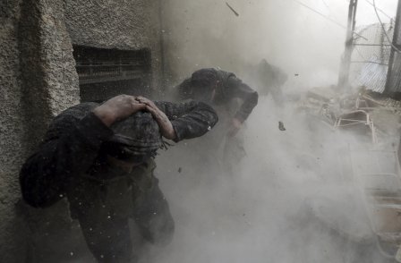 Sunday Times tells freelances not to submit photographs from Syria