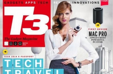 Future claims success as T3 tops digital ABCs with more than 22,000 monthly downloads