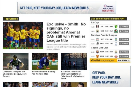 Daily Mail journalists to appear on Talksport in partnership deal