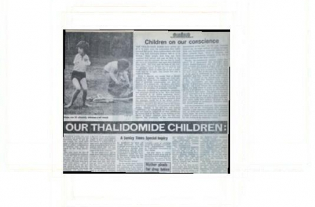9. British journalism's greatest ever scoops: Thalidomide (The Sunday Times, 1972)