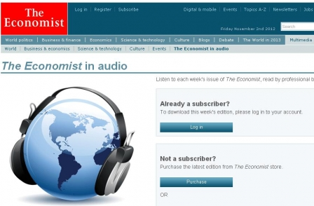 How The Economist does audio and five other must-reads