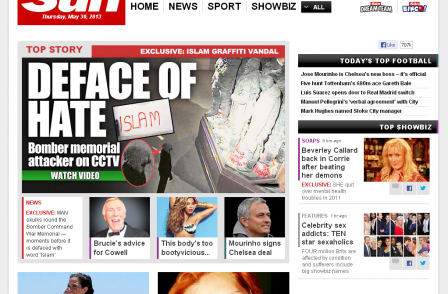 NRS figures say Sun is the most read UK newspaper in print and online