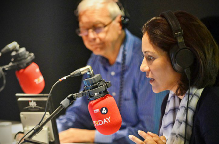 Radio 4 Today grows audience by 257,000 to edge back above 7m