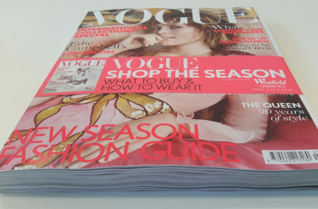 Vogue publisher launches year-long fashion diploma course for £23,472