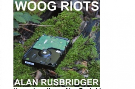 German band Woog Riots titles new album Alan Rusbridger: 'Genius', says former editor