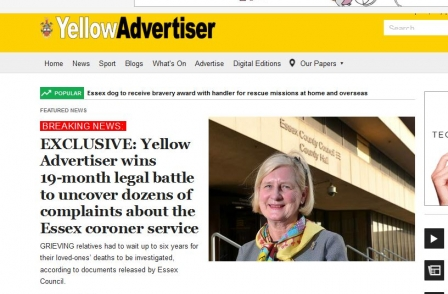 Yellow Advertiser wins FoI battle for council information about delays investigating deaths