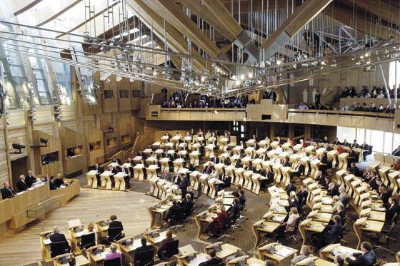 Scottish Government takes longer to reply to Freedom of Information requests from journalists
