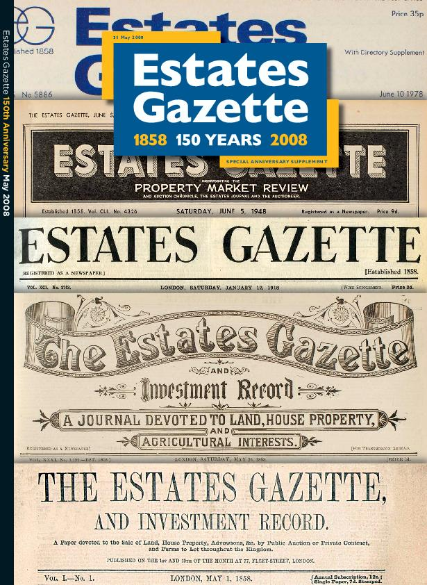 New editor for Estates Gazette