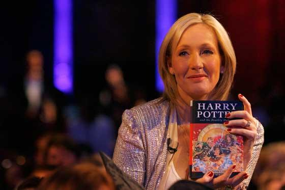 JK Rowling wins press privacy ruling for her son