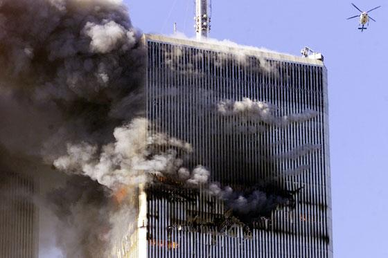 Journalists the latest victims of 9/11 dust