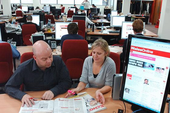 Spate of newspaper closures further blow to Welsh media