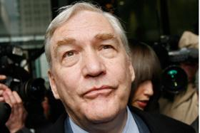 Conrad Black: prisoner 18330-424
