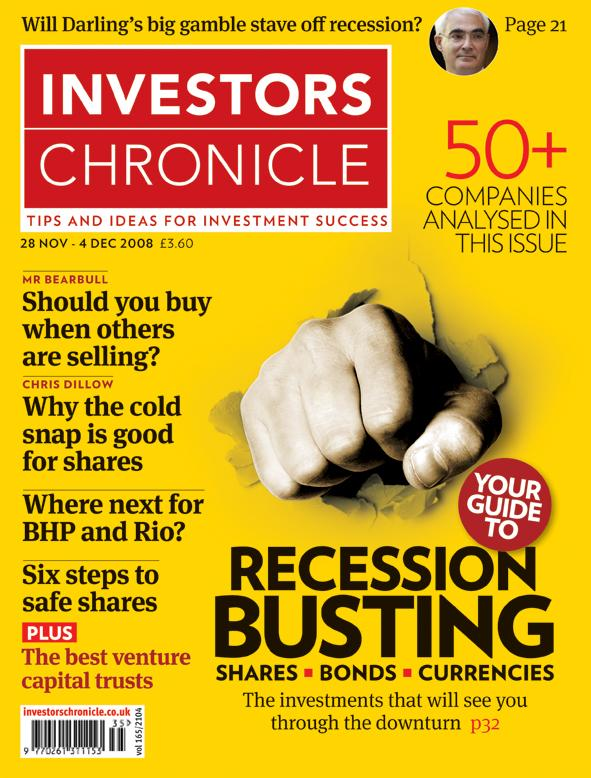 Investors Chronicle to celebrate 150 years