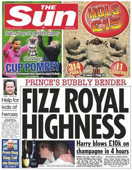Airport worker sues The Sun over scanner ogling story