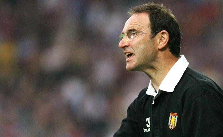 Aston Villa manager Martin O'Neill accepts damages from website