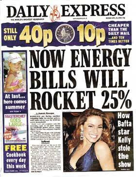 Express Newspapers plans to lay off 70 more journalists