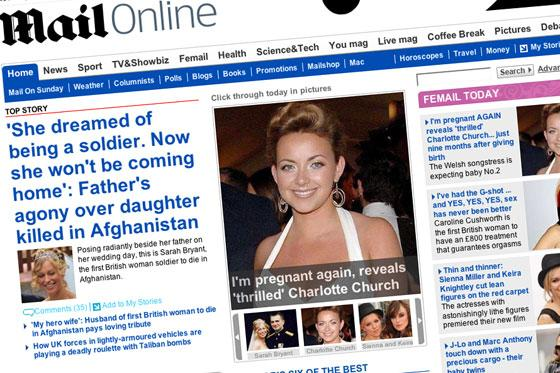 Mail launches online bid to conquer USA