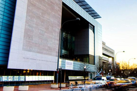 New-look Newseum prepares to open its doors