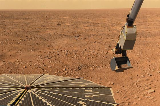 Embargoes under scrutiny after Sun 'life on Mars' story