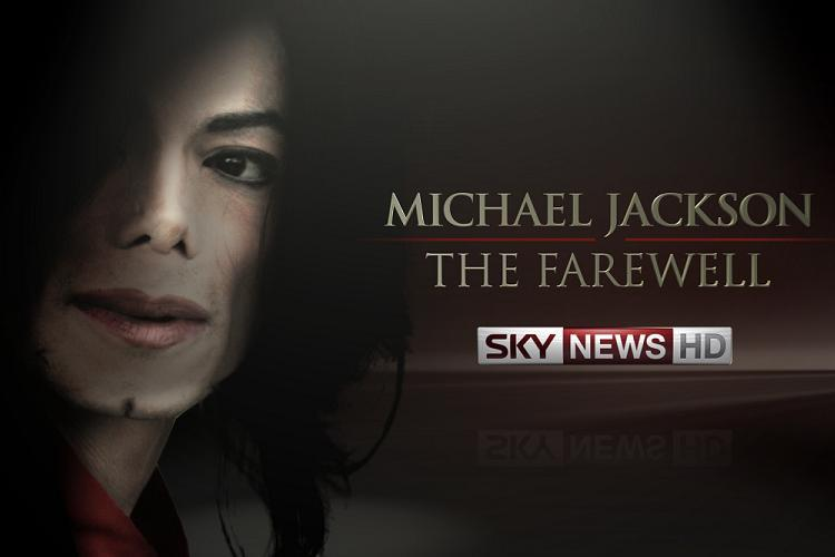Sky News to air Michael Jackson memorial service in HD