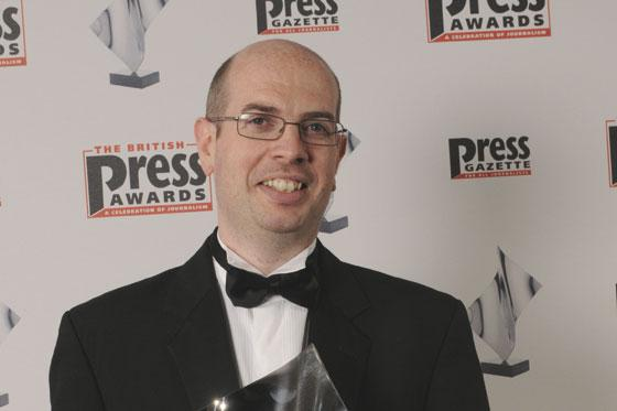 Andrew Gilligan sued by businessman over email claims