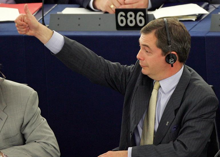 UKIP leader wins damages and apology from Sunday Times over son payment claims