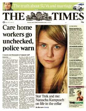 The Times to launch monthly science magazine
