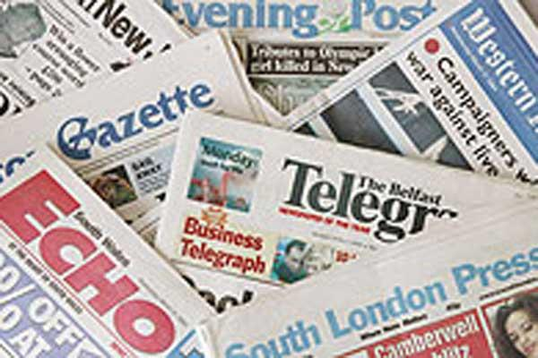 Enders: Regional press consolidation is 'inevitable'