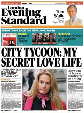 Mihir Bose to contribute to the Evening Standard