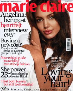 In Style editor Trish Halpin takes helm at Marie Claire