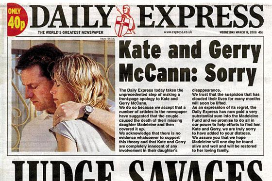 Express libel payout to man falsely linked to Prince Harry death threats