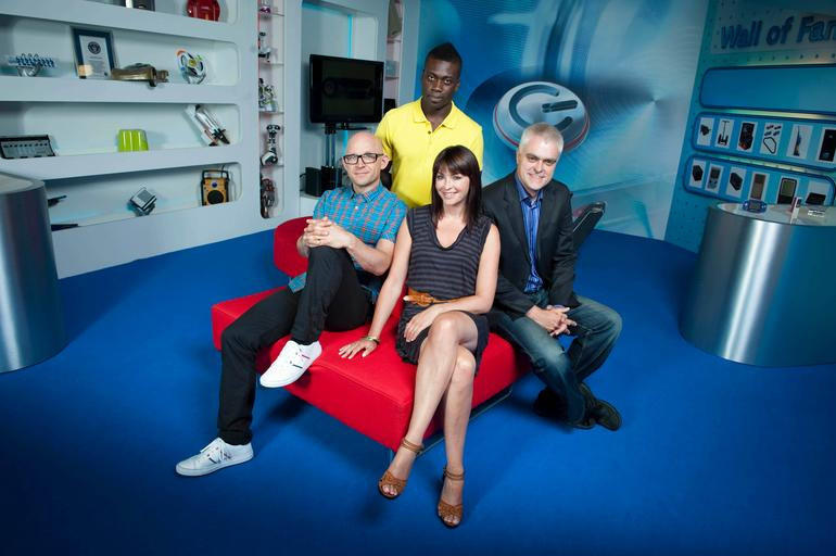 Future to turn Five's Gadget Show into a magazine