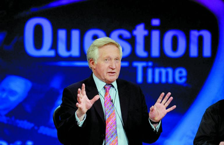 Dimbleby wanted BNP on Question Time five years ago