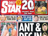 National newspaper print ABCs: Daily Star overtakes Daily Telegraph for first time in over a year + full figures for Jan