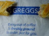 Times diary reporter who cut ribbon to new Westminster Greggs bakery says 'dreams can come true'