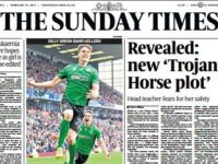 Times and Express settle libel claims after wrongly suggesting married couple ran Islamist 'Trojan Horse' plot at primary school