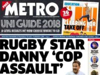 National newspaper ABCs: Free Metro only UK paper to see circulation growth in July