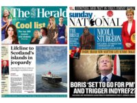 Scotland's Herald and Times group posts £7m pre-tax loss amid falling turnover