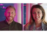 Newly announced Newsbeat presenters say reading bulletins on BBC Radio 1 is 'dream come true'