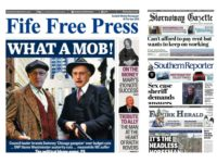 UK's fourth largest regional newspaper group Johnston Press enters administration