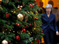 Theresa May no confidence vote clashes with Fleet Street Christmas parties
