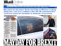 Mail Online editor-in-chief Noah Kotch leaves after six months in top job