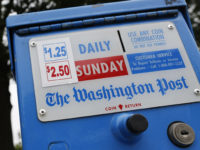 Work on Washington Post national news desk for three months with salary and travel paid