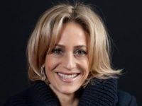 Newsnight's Emily Maitlis reveals she 'nearly gave up' on journalism as young reporter