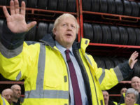 Boris Johnson questions BBC licence fee and pockets reporter's phone on campaign trail