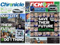 Reach unites regional titles for first time to highlight climate crisis